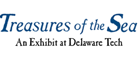 Treasures of the Sea - An Exhibit at Delaware Tech